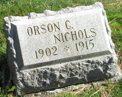 Orson C Nichols