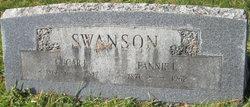 Fannie L Swanson