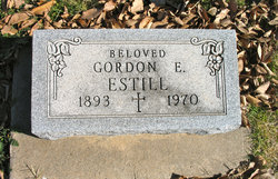 Gordon Eugene Estill