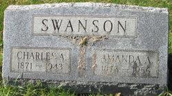 Amanda A <I>Lundquist</I> Swanson