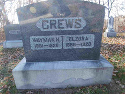 Elzora <I>Highfill</I> Crews