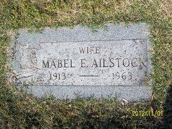 Mabel E Ailstock