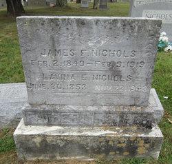 Lavina E. <I>Yancey</I> Nichols
