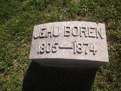 Jehu Boren