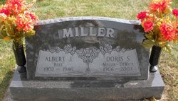 "Albert J ""Bert"" Miller"