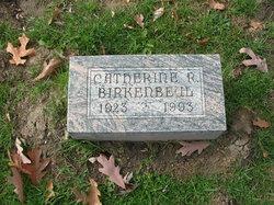 Catherine R. Birkenbeul