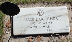 Jesse E Dutcher