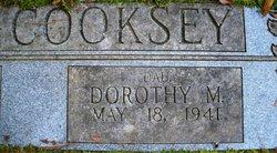 Dorothy M Knox-Cooksey