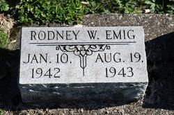 Rodney W. Emig