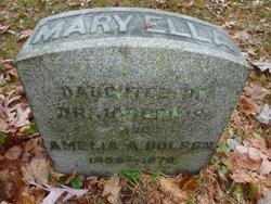 Mary Ella Dolson