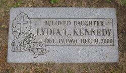 Lydia L Kennedy