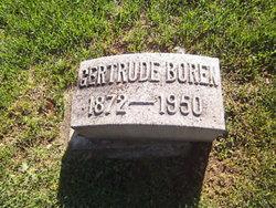 Gertrude <I>Longfellow</I> Boren