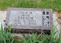 Nila Mae <I>Buss</I> Earsom