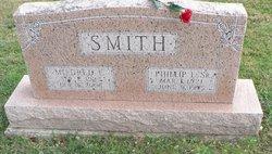"Mildred E ""Midge"" <I>Smith</I> Smith"