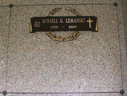 Russell Gordon Lemanski