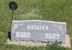 Freda <I>Sampson</I> Easter