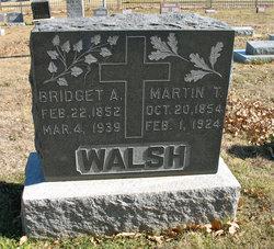 Bridget A. <I>Burke</I> Walsh