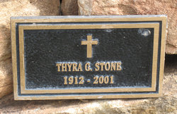 Thyra G Stone
