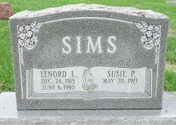 Lenord Lee Sims