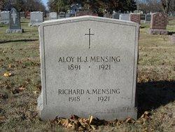 Richard A. Mensing
