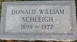 Donald William Schleigh