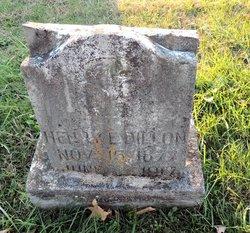 Henry Edgar Dillon