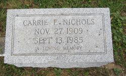 Carrie F. Nichols