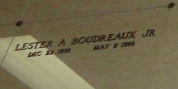 Lester A. Boudreaux