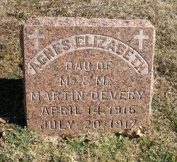 Agnes Elizabeth Devery