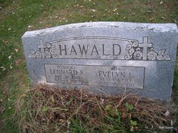 Evelyn Louise Hawald