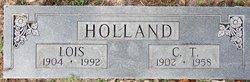 C. T. Holland