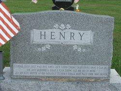 Ellsworth C Henry