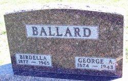 "Birdella Rebecca ""Birdie"" <I>Meeker</I> Ballard"