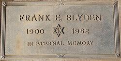 Frank E. Blyden