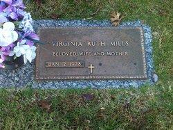 Virginia Ruth Mills