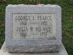 George E Pearce