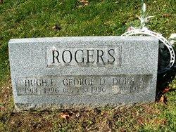 Dora A <I>Tomlinson</I> Rogers