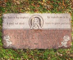Nellie E Phillips