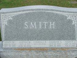 Aletha M <I>Hess</I> Smith
