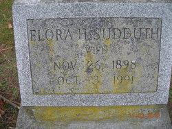 Flora H. Sudduth