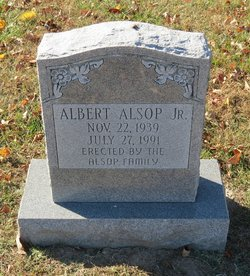 Albert Alsop, Jr
