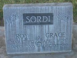 Roy Giuseppe Sordi