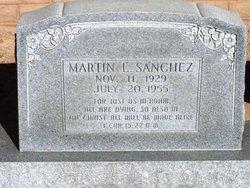 Martin L Sanchez
