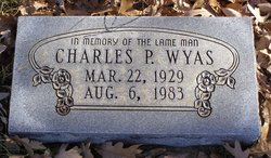 Charles P Wyas