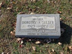 Dorothy A. Sulder