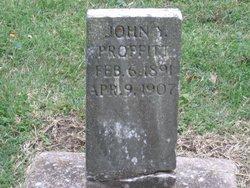 John Y Proffitt