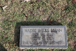 Madie Mills Mann
