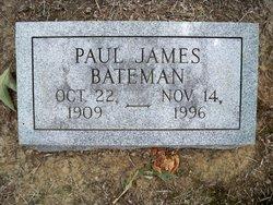 Paul James Bateman