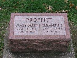 James Orren Proffitt