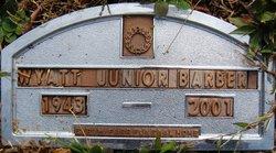 Wyatt Junior Barber